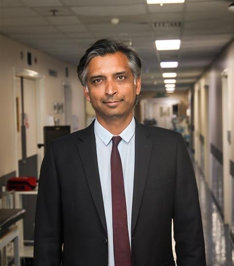 Dr Avinash Sharma
